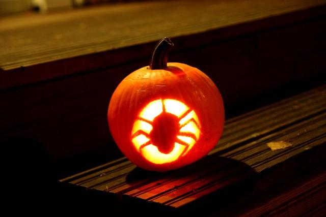 Lassi's pumpkin