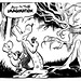 Trick or Treat Pogo - Comic Strip 6900