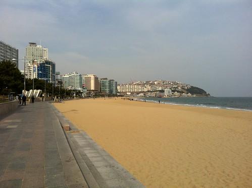 Busan - Haeundae Beach