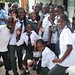 Learners at Oshigambo High
