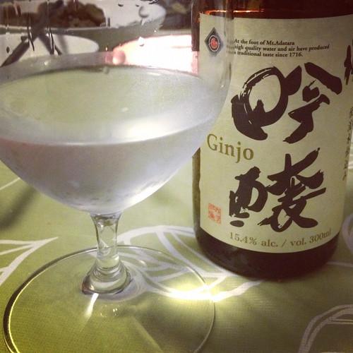 Okunomatsu Ginjo