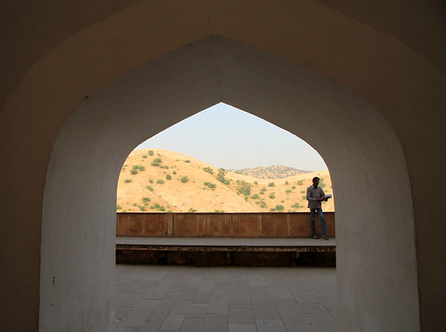 Amber Fort archway