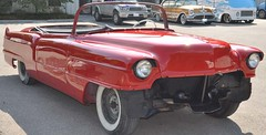 """1956 Series 62 Red Convertible Cadillac restoration • <a style=""""font-size:0.8em;"""" href=""""http://www.flickr.com/photos/85572005@N00/6302990141/"""" target=""""_blank"""">View on Flickr</a>"""