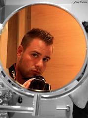 Escenas de bao 2 (Ferny Carreras) Tags: auto selfportrait male men me mi self canon bathroom mirror mine retrato yo autoretrato espejo bao hombre masculino i