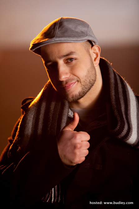 Maher Zain - Making Of Insha Allah Music Video - London - UK - 2010 - 3