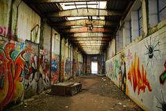 Death corridor