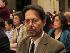 Antonio Noguera. Ganador del IV Premio Mundial de Música Sacra Fernando Rielo