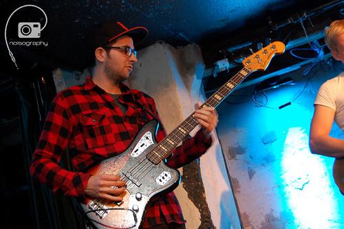 Nerd Army @ The Seahorse Tavern - Nov 5th 2011 - 03