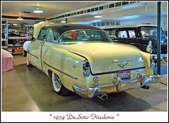 1954 DeSoto Firedome (sjb4photos) Tags: 1954 raengineering 1954desotofiredome 2011lastcruise