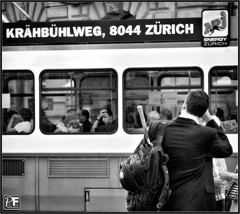Zuriqueses - A sudar el estress de la oficina