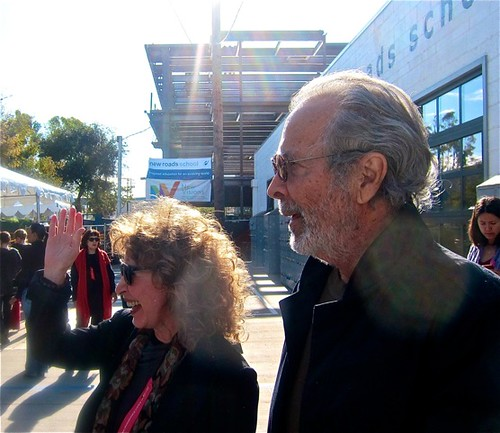 lani hall and herb alpert at village