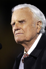 Rev. William (Billy) Graham border=