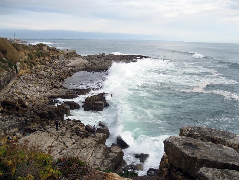 O mar em Novembro