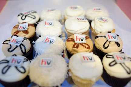 HyperVocal cupcakes Photo Credit: Jeff Martin