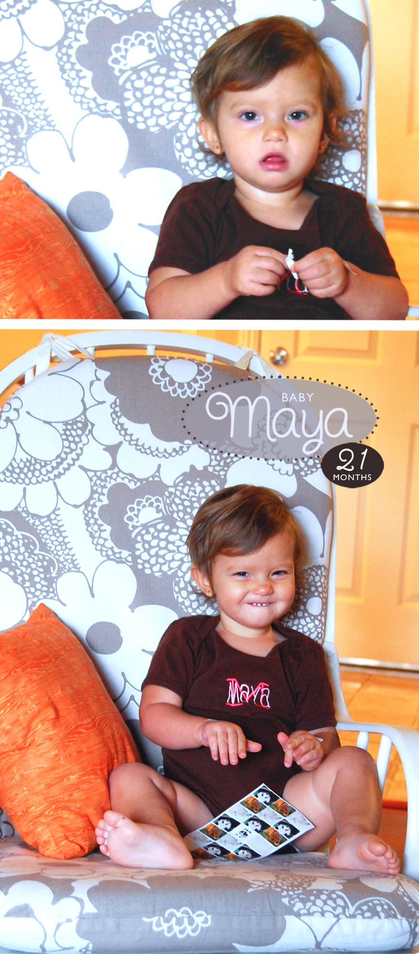 Maya21Months