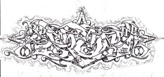 Rip ERBN Polo by Stubbs PTS (Phuck The System) Tags: santa graffiti system barbara stubbs pts recon phuck ahm ptsk