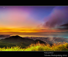 秋夕戀大屯_3 (nans0410(busy)) Tags: sunset taiwan taipei 台灣 台北 yangmingmountain 大屯山 巴拉卡公路 colorphotoaward mygearandme mygearandmepremium mygearandmebronze mygearandmesilver mygearandmegold mygearandmeplatinum mygearandmediamond