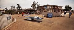 4de dag World Solar Challenge 2011 (Nuon Solar Team) Tags: world solar c van challenge australie hanspeter coober pedy velthoven vanvelthoven controlstop nuna6 nuonsolarteamhanspeter