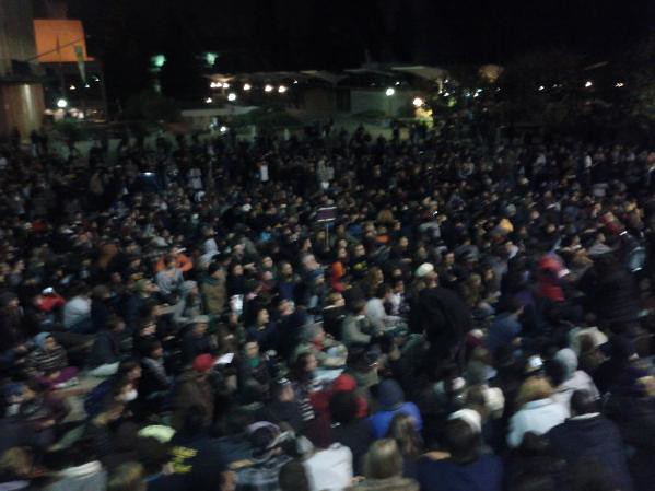 @occupyoakland Pic of the GA at #occupycal at Twitpic
