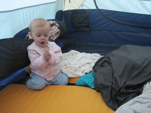 First camping trip