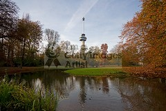 Euromast Park (DolliaSH) Tags: park city trip travel autumn vacation holiday holland color fall tourism colors canon photography photo rotterdam europe foto tour place photos herfst nederland thenetherlands visit location tourist filter journey 7d destination traveling visiting touring attraction euromast zuidholland southholland gnd galenrowell singhray canoneos7d dolliash dolliasheombar