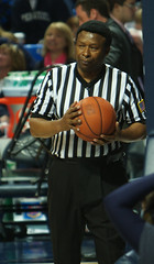 Ed Hightower, Sourpuss (acaben) Tags: basketball referee pennstate collegebasketball ncaabasketball psubasketball pennstatebasketball edhightower