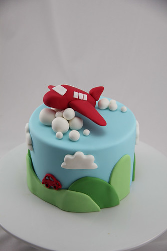Up up and away by Coco Jo Cakes