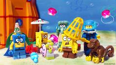 Day 319 (chrisofpie) Tags: chris pie monkey lego doug legos hero heroes minifig roger minifigure bluehat legohero chrisofpie rogeranddoug 365legos dougthechimp