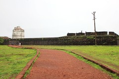 Fort Aguada | Goa (Premnath Thirumalaisamy ~ Taking a Break) Tags: travel india canon eos day fort goa places clear 1855mm aguada 550d