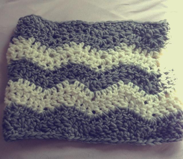 kates scarf vintage