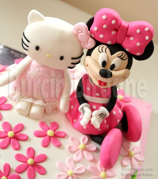 Hello Kitty Minnie Mouse