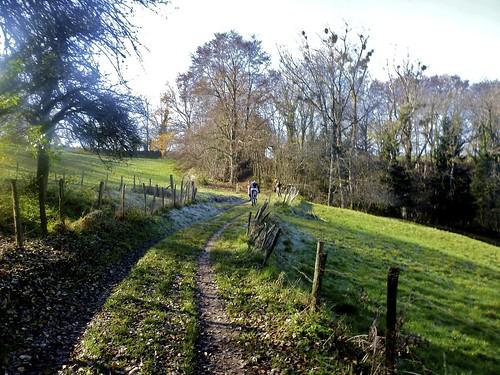 St. Jacques de Compestella trail