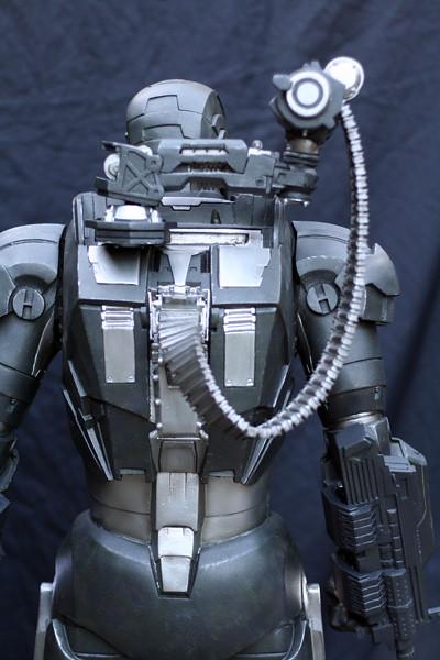 Warmachine half scale statue 6358805739_2714dda884_z