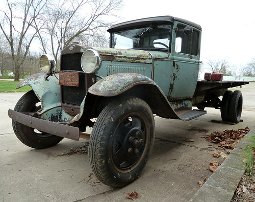 1930 Model AA Ford Flatbed