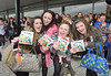 One Direction attend a signing for their new album 'Up All night' at Tesco Extra Maynooth in Kildare Kildare, Ireland