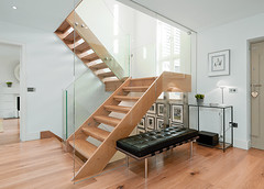 Staircase (petehelme.co.uk) Tags: modern design staircase interiordesign moderninteriordesign d700 professionalinteriorphotography