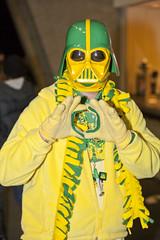 Darth Duck (rayterrill) Tags: oregon football stadium ducks usc goducks autzen