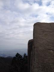 おばれ石の写真