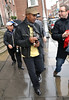 Boxing legend, Sugar Ray Leonard leaving the Merrion Hotel Dublin, Ireland