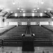 New chapel (Lehman Auditorium) after completion in 1943