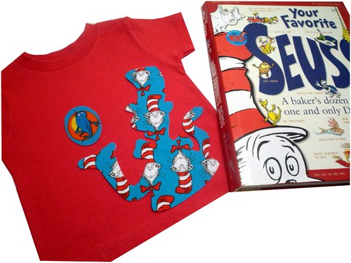 It's The Cat In The Hat! What Do You Think About That?<br>Seuss Inspired Shirt<br>You Choose Size