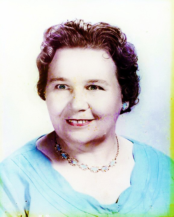 Pauline Rose about 1960