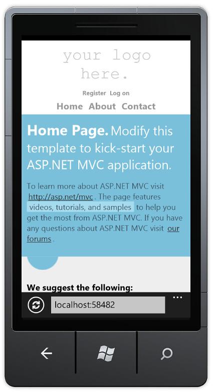 Jon Galloway - ASP NET MVC 4 Overview - Part 2: Default