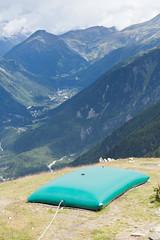 World's Largest Camelbak (stshank) Tags: alps chamonix france grandbalconnord travel