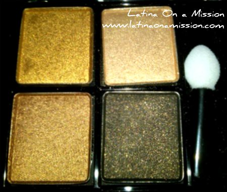 L'Oreal Limited Edition Project Runway Eyeshadow Quad
