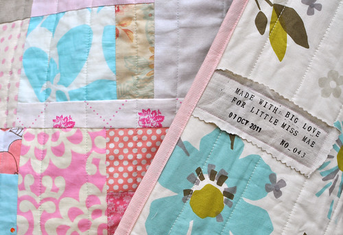 no.43::quilt for mae