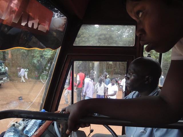 Bus from Kampala to Juba, Uganda to South Sudan