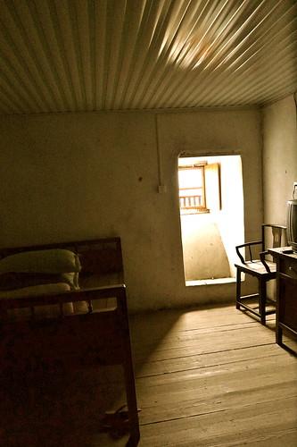.....土樓內其中一間整理好的房間.....
