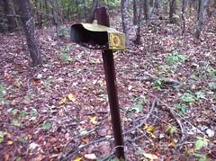 Ancient Orienteering Marker