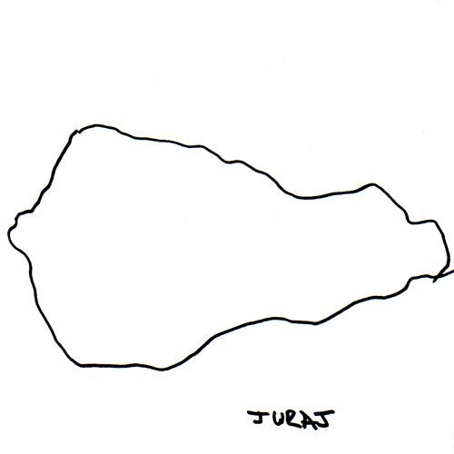 Slovakia, drawn by Juraj